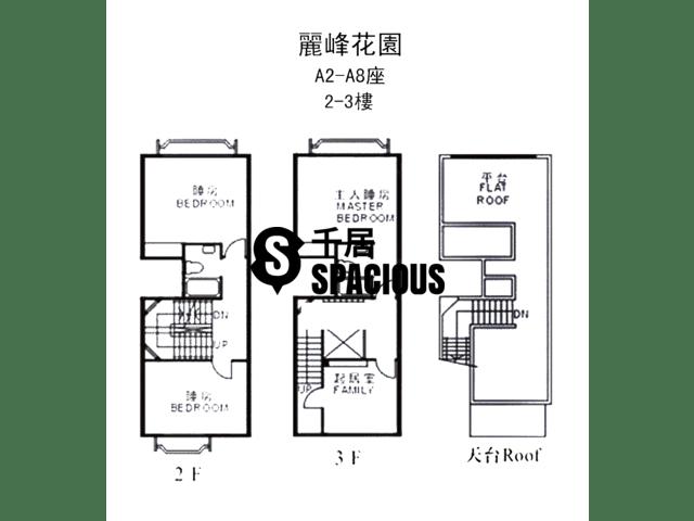 Fo Tan - VILLE DE CASCADE Floor Plan 04