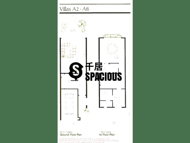 Fo Tan - VILLE DE CASCADE Floor Plan 01