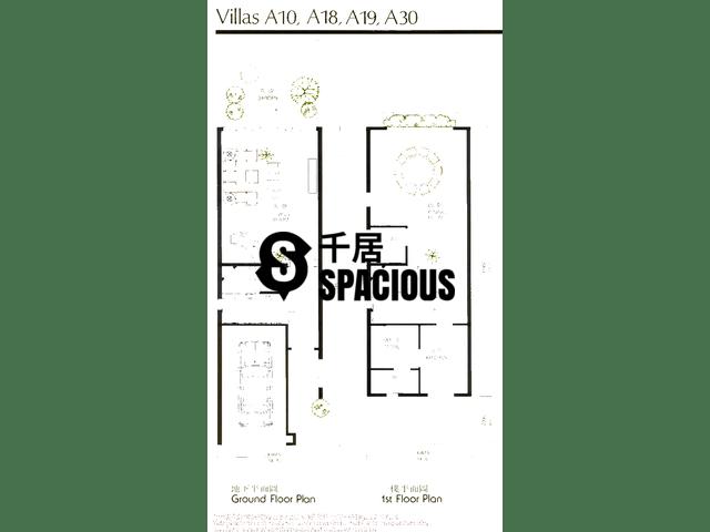 Fo Tan - VILLE DE CASCADE Floor Plan 11