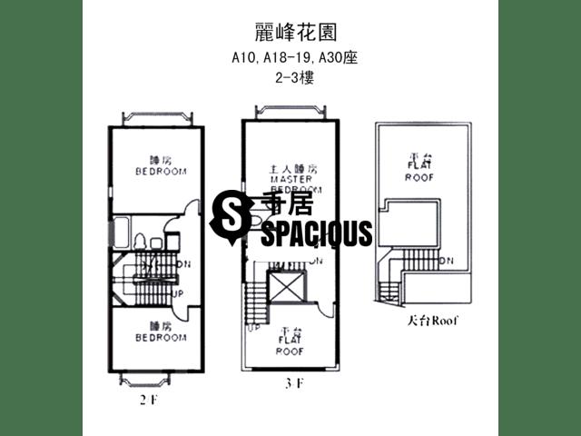 Fo Tan - VILLE DE CASCADE Floor Plan 09