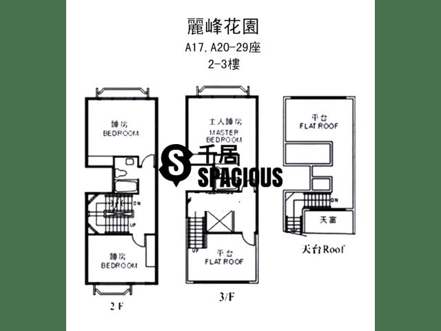 Fo Tan - VILLE DE CASCADE Floor Plan 12