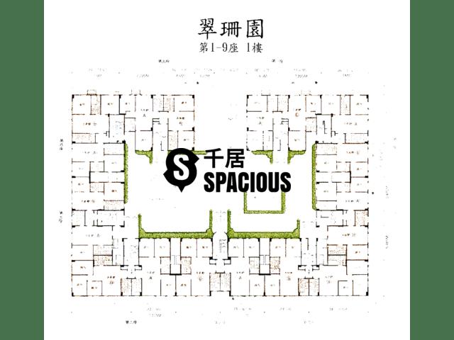 Hung Shui Kiu - Treasure Court Floor Plan 02