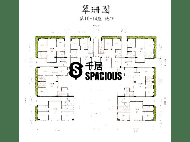 Hung Shui Kiu - Treasure Court Floor Plan 04