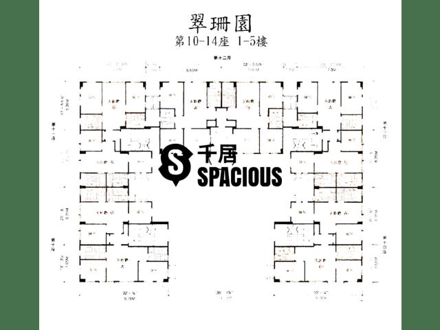 Hung Shui Kiu - Treasure Court Floor Plan 03