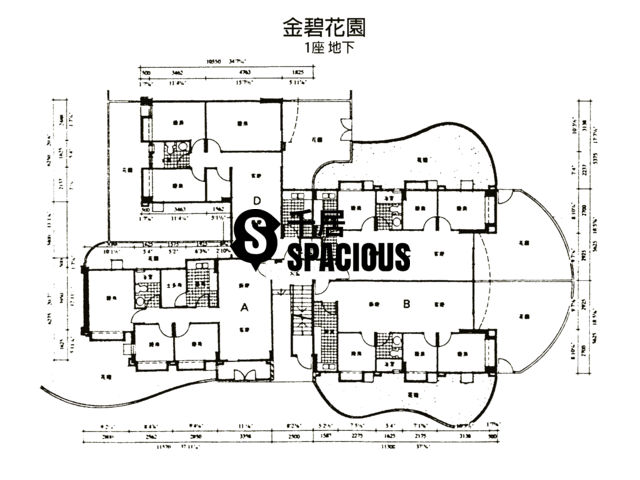 Yuen Long - THE ELDORADO Floor Plan 07