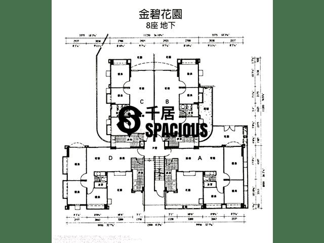 Yuen Long - THE ELDORADO Floor Plan 10