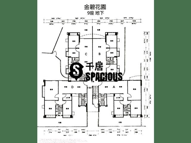 Yuen Long - THE ELDORADO Floor Plan 02