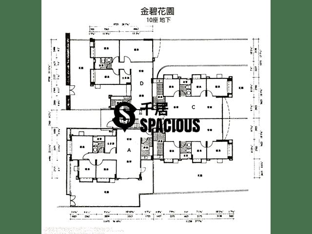 Yuen Long - THE ELDORADO Floor Plan 05