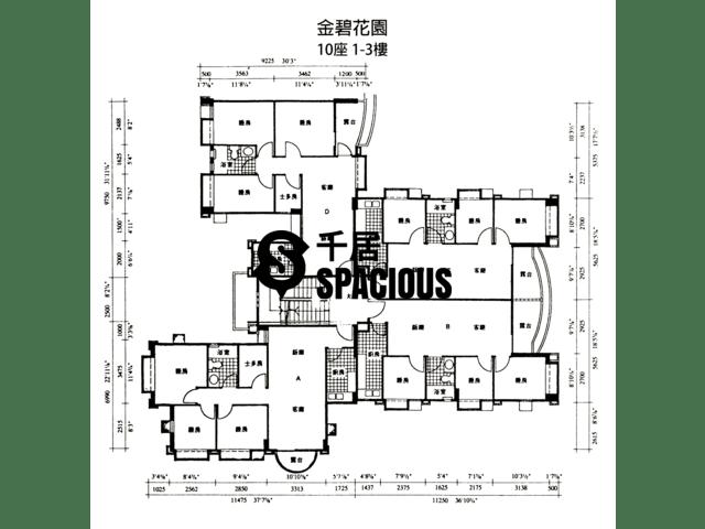 Yuen Long - THE ELDORADO Floor Plan 03