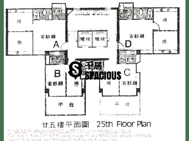 大埔 - 东昌阁 平面图 02
