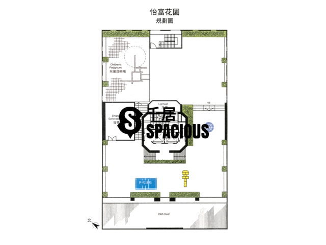 Ngau Chi Wan - Wealth Garden Floor Plan 01