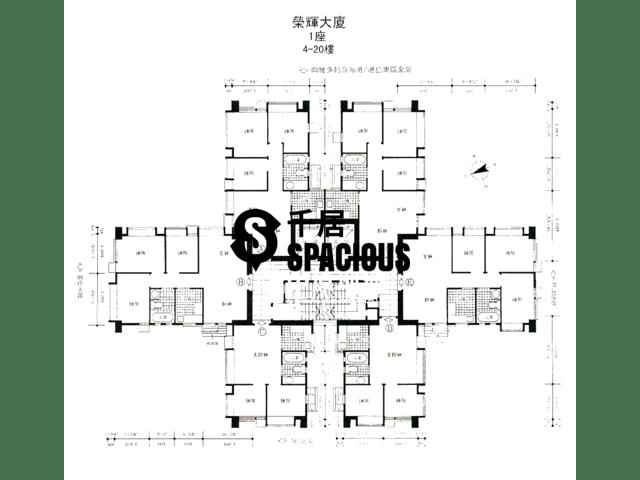 To Kwa Wan - Wing Fai Mansion Floor Plan 03