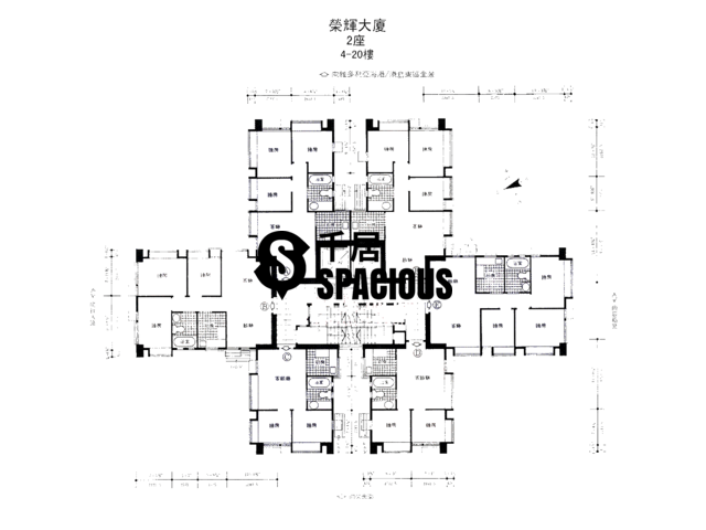 To Kwa Wan - Wing Fai Mansion Floor Plan 02