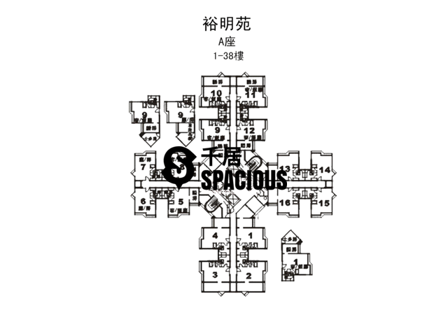 Hang Hau - YU MING COURT Floor Plan 02