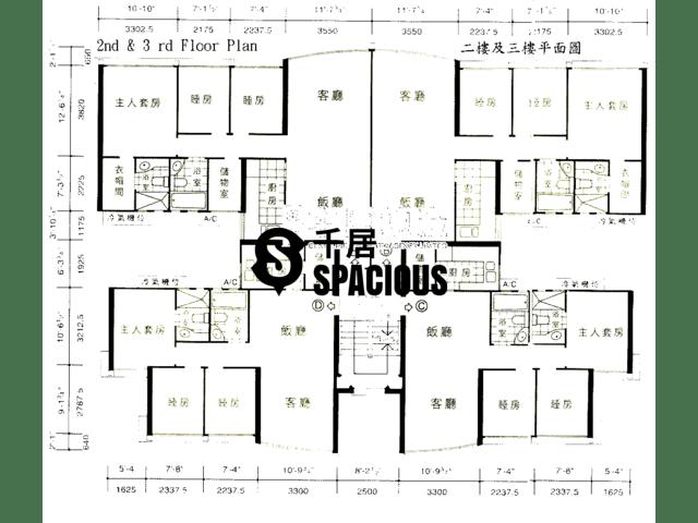 Yuen Long - Evergreen Place Floor Plan 01