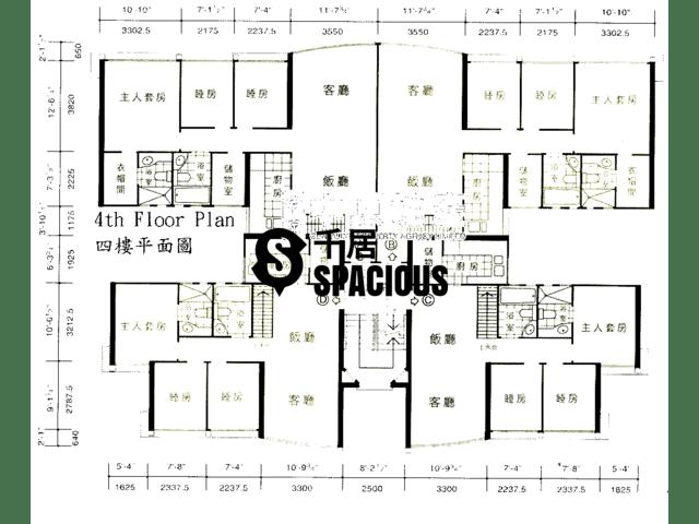 Yuen Long - Evergreen Place Floor Plan 05