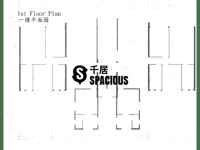 Yuen Long - Evergreen Place Floor Plan 03