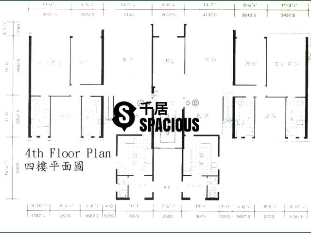 Yuen Long - Evergreen Place Floor Plan 02