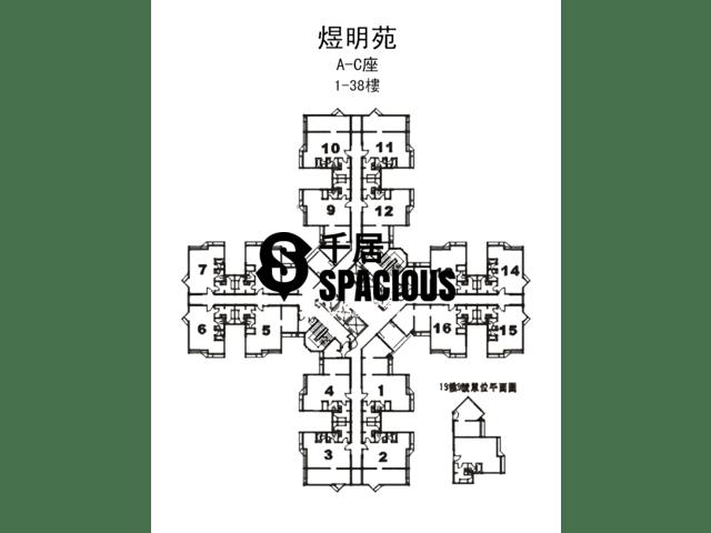 Hang Hau - YUK MING COURT Floor Plan 01
