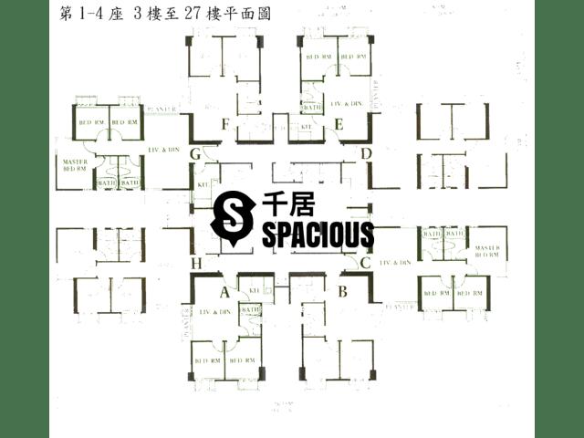 Tsing Yi - TSING YI GARDEN Floor Plan 03