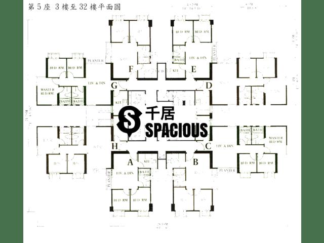 Tsing Yi - TSING YI GARDEN Floor Plan 04