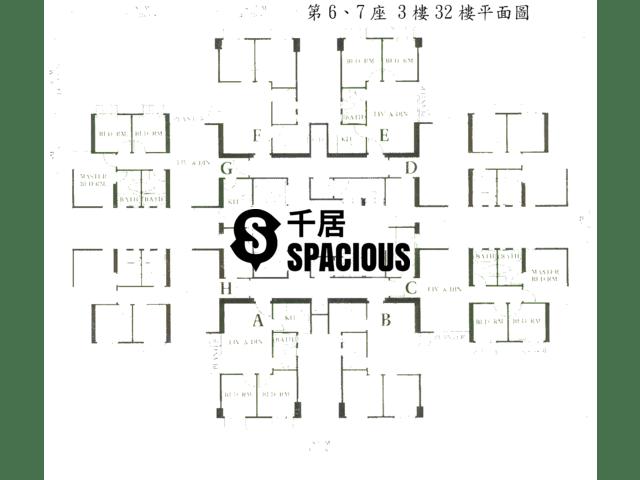 Tsing Yi - TSING YI GARDEN Floor Plan 02