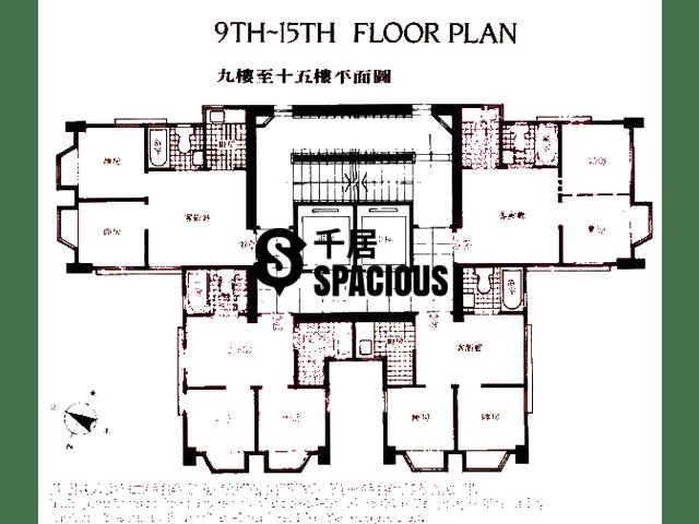 Cheung Sha Wan - Yiu Fai Mansion Floor Plan 02