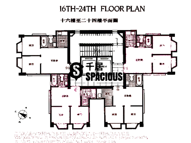 Cheung Sha Wan - Yiu Fai Mansion Floor Plan 01
