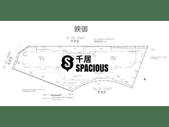 Yuen Long - Twin Regency Floor Plan 01