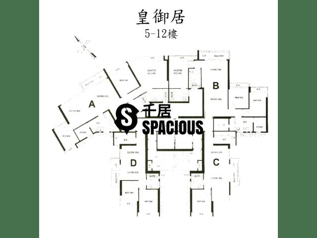 Sha Tin - KINGSTON LODGE Floor Plan 02