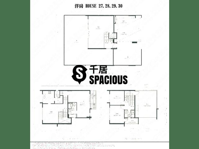 Lok Ma Chau - ROLLING HILLS Floor Plan 01