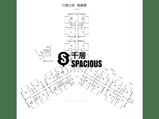 Wong Tai Sin - Chuk Yuen North Estate Floor Plan 08