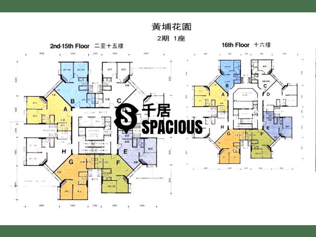 Whampoa Garden - Whampoa Garden Floor Plan 31