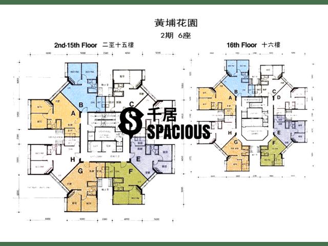 Whampoa Garden - Whampoa Garden Floor Plan 27