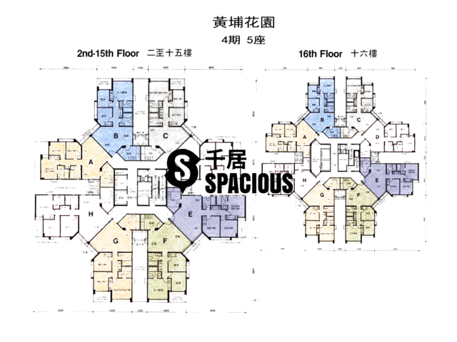 Whampoa Garden - Whampoa Garden Floor Plan 28