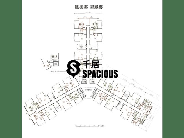 Diamond Hill - Fung Tak Estate Floor Plan 03