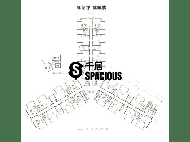 Diamond Hill - Fung Tak Estate Floor Plan 06