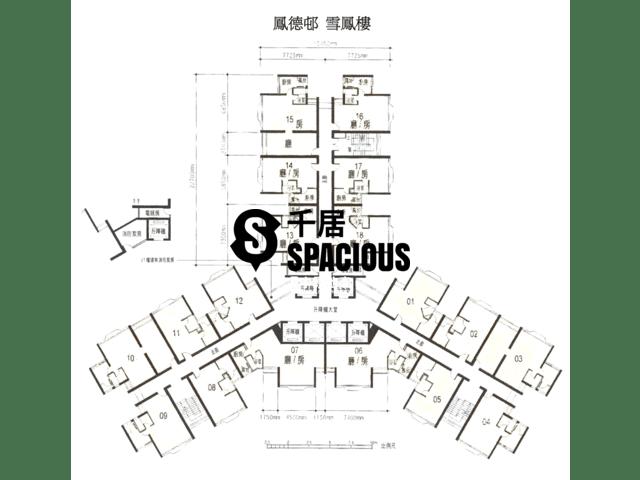 Diamond Hill - Fung Tak Estate Floor Plan 05
