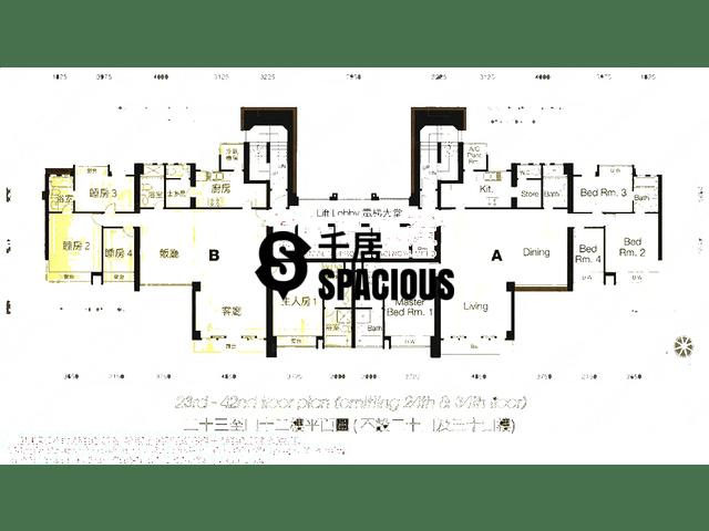Beacon Hill - Palace Floor Plan 03