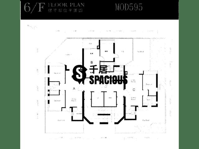 太子 - MOD595 平面图 03