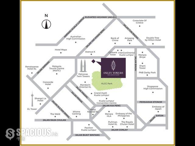 吉隆坡 - SO Sofitel Kuala Lumpur Residences at Oxley Tower 02