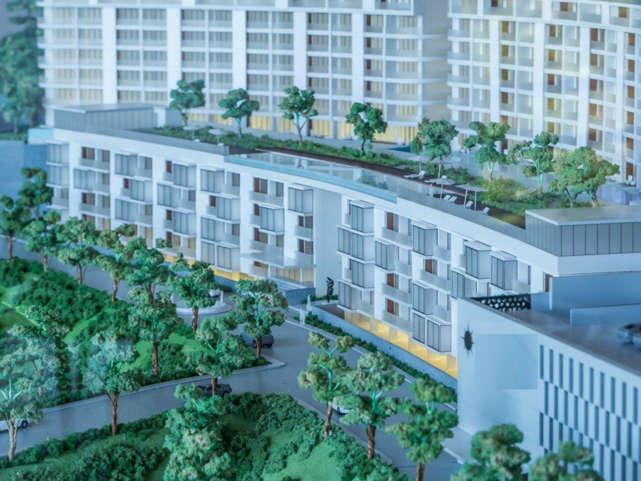 普吉岛 - KAR5972: Sea and mountain views Apartment at a Brand-new Luxury Community 01