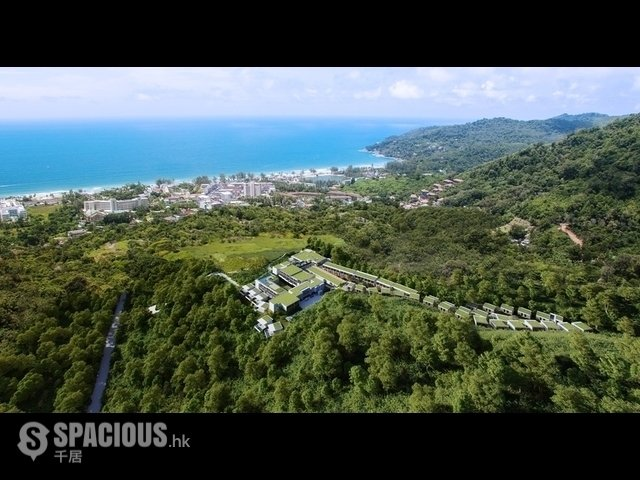 普吉岛 - KAR5431: New Amazing Condominium with Natural Jungle and Sea View Apartments in Karon 08