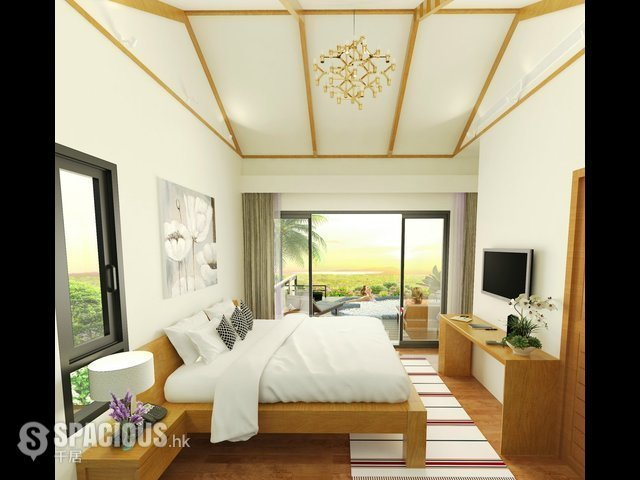 普吉岛 - PHA6001: Exclusive Villa with panoramic Views of sunrise, sunset and the Andaman sea 03