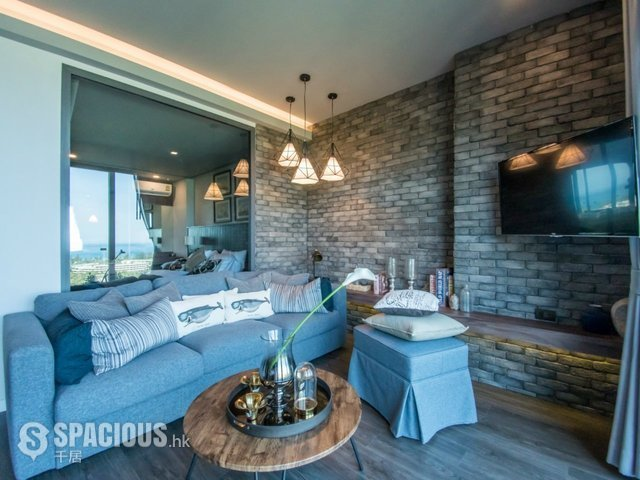 普吉岛 - KAR5974: Stylish Penthouse with 2 Bedrooms at New Project 18