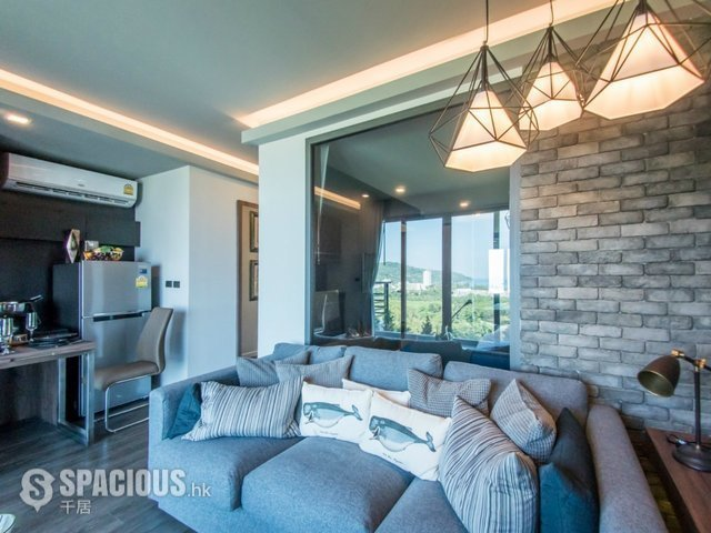 普吉岛 - KAR5974: Stylish Penthouse with 2 Bedrooms at New Project 20