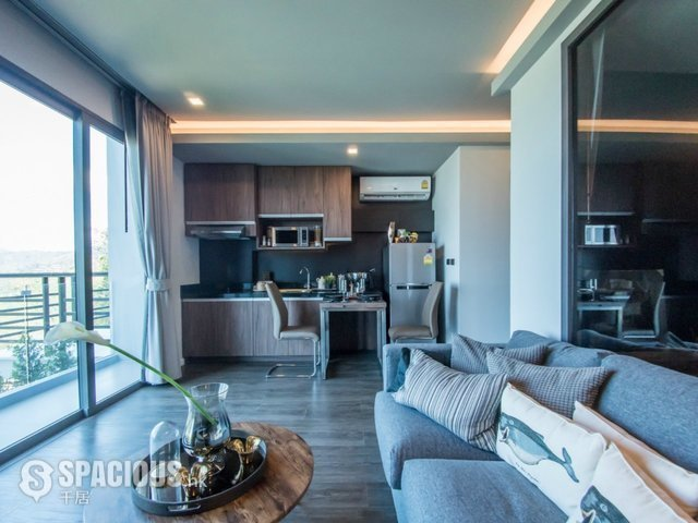 普吉岛 - KAR5974: Stylish Penthouse with 2 Bedrooms at New Project 21