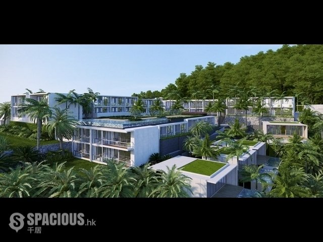 普吉岛 - KAR5431: New Amazing Condominium with Natural Jungle and Sea View Apartments in Karon 12