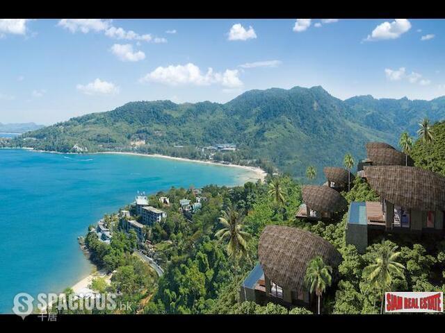 普吉島 - Kamala Bay Ocean View Cottages 01