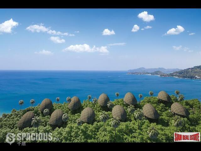 普吉島 - Kamala Bay Ocean View Cottages 03